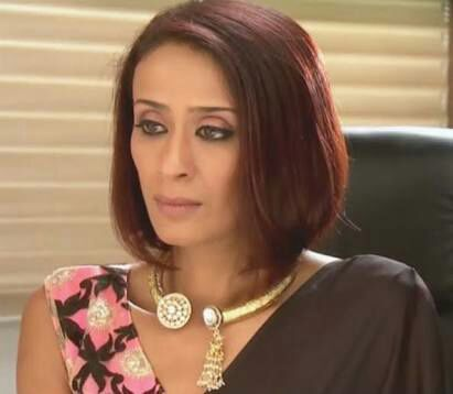 Ragini was asking this only at that time two persons came out one was a man of about and the other was a women