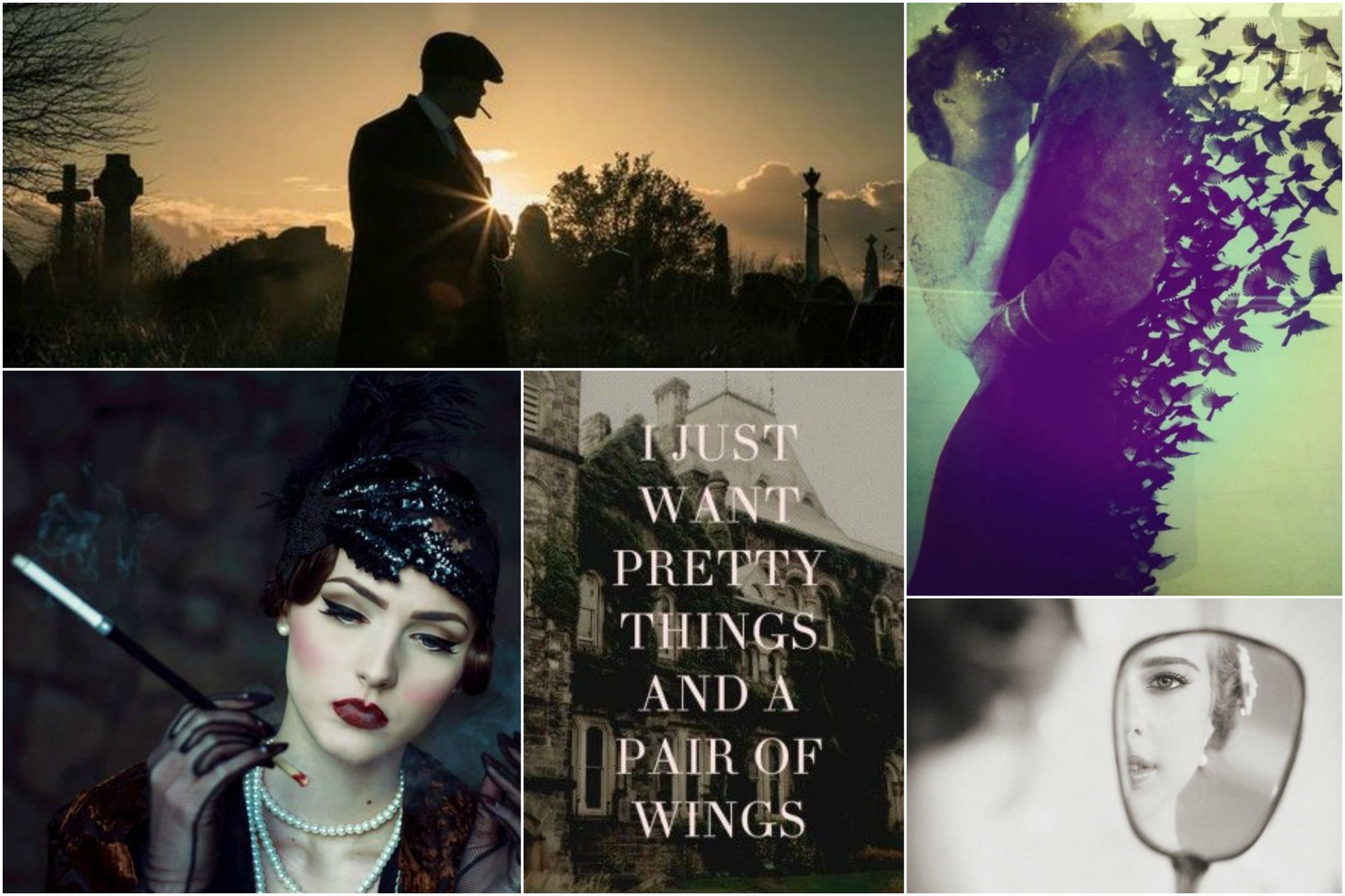 Novel Aesthetics for THE BRIGHT AND THE LOST by Katie Bucklein