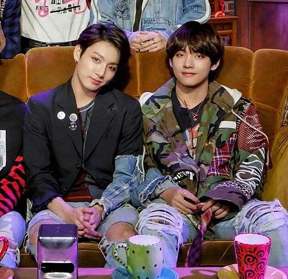 JungKook & TaeHyung