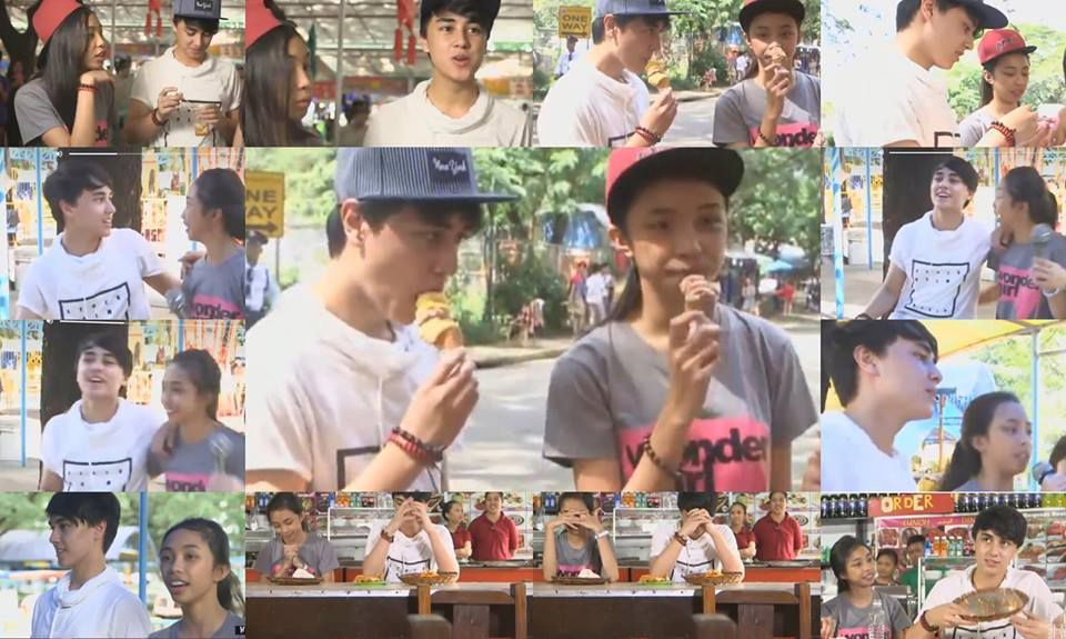 They will try to eat streetfoods, dirty ice cream, cotton candy, and fishball