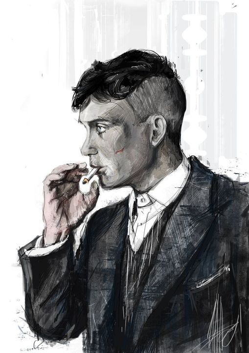 Peaky Blinders Imagines - John Shelby - The Talented One ...