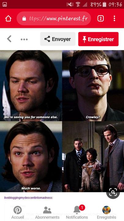 Mme Tran est pire que Crowley ! 