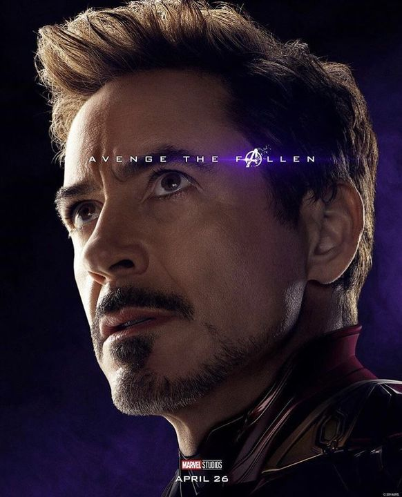 robertdowneyjr- 1 month #AvengersEndgame #april26th #april26 #TeamStark Every picture tells a story, don't it?4,275,095 likes || 36,637 comments