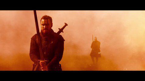 Michael Fassbender as Macbeth (source Tumblr)
