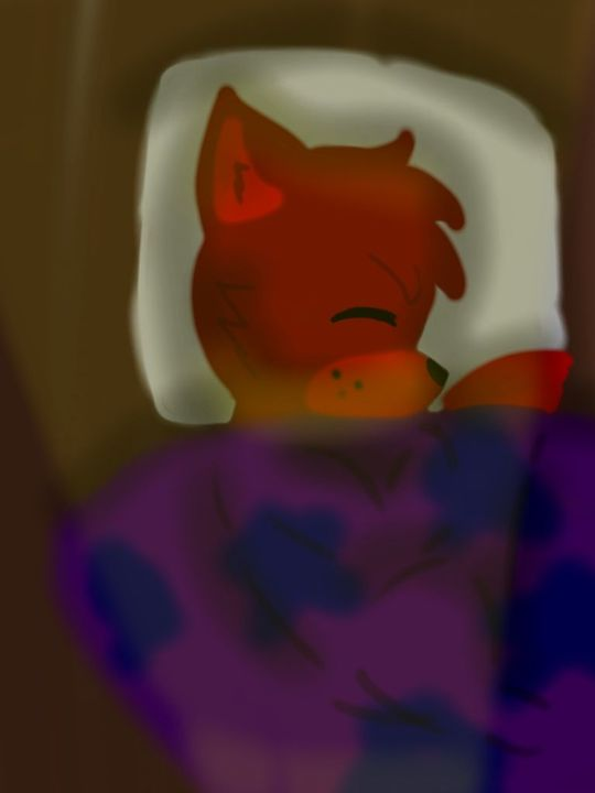 The Baby We Never Got To Have [Short Fnaf Baby Fanfic