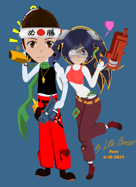 Ask or dare yandere simulator book 2 clickbait wattpad sho and supana have to cosplay as quote and curly brace from cave story voltagebd Gallery
