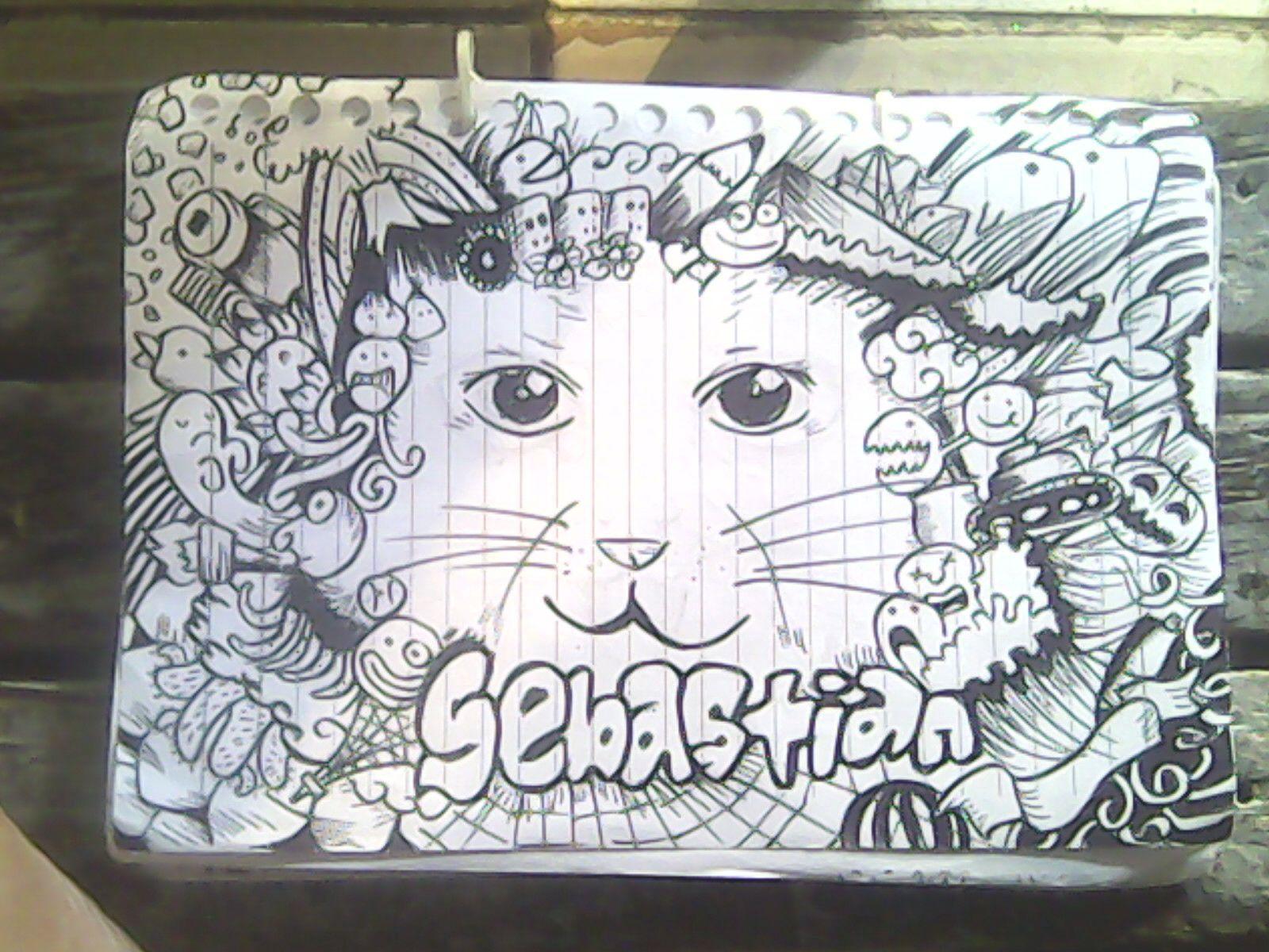Doodle bukan sekadar coret coret udel demam doodle wattpad