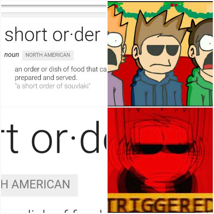 Eddsworld Memes ((COMPLETED)) - Now, a triggered Tom - Wattpad