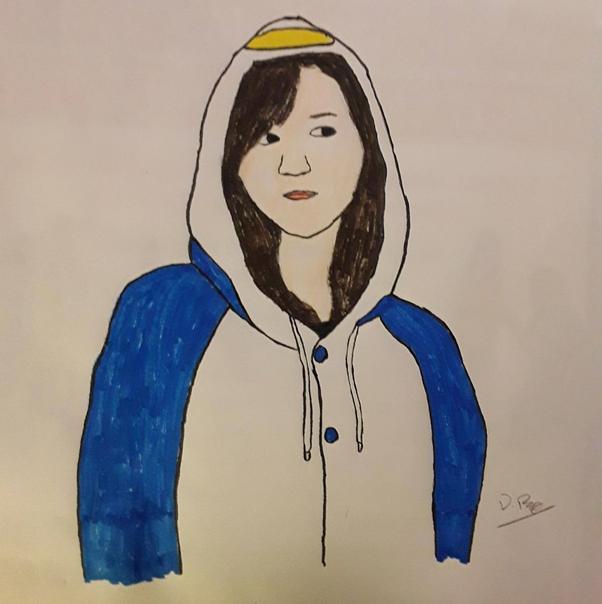 I Draw When I M Bored Happy Birthday Myoui Mina Wattpad