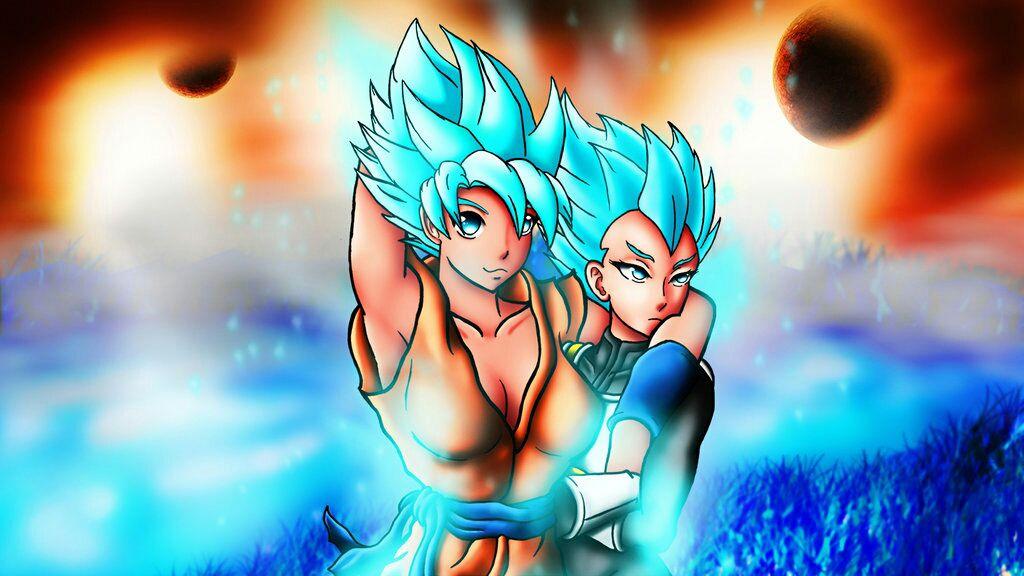 Goku X Shy Reader X Yandere – Dibujos Para Colorear