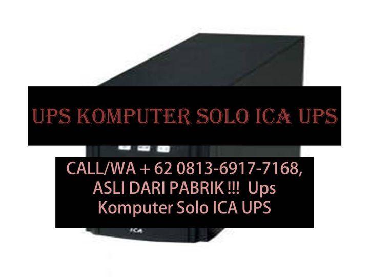 Apa Yang Dimaksud bersama UPS (Uninterupptable Power Supply) Komputer? Perkembangan teknologi yang bertumbuh bersama luar biasa cepat sebabkan pergantian pada beraneka bidang faktor kehidupan manusia