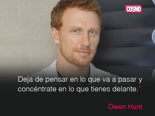 Frases Greys Anatomy Mayor Hunt Wattpad