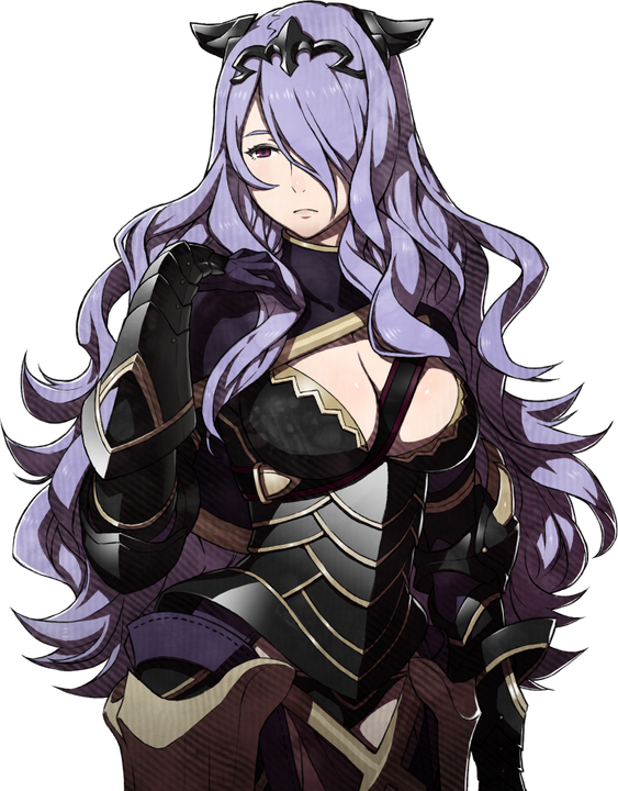 Females x Male Reader vol  1 - 14  Yandere Camilla x Knight