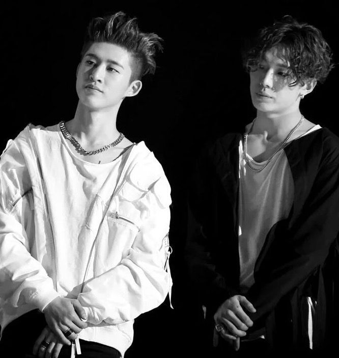 BOBBY + HANBIN REQUESTED BY : -baesuxy sorry about the ship name XD