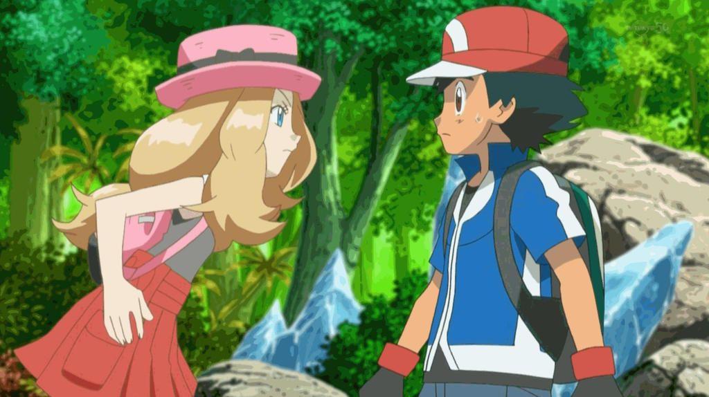 ash and serena hug episode 6660 usbdata
