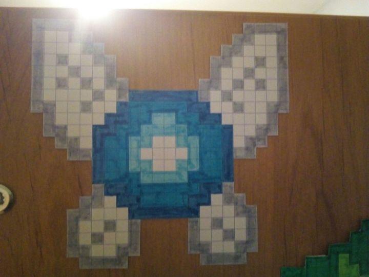 Ma Galerie De Dessins Navi La Fée Zelda Oot Pixel Wattpad