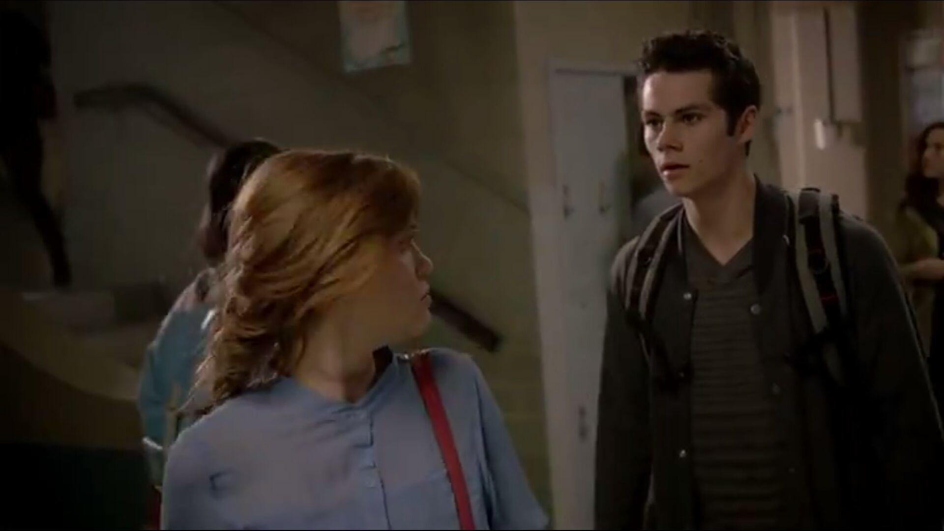 Lydia : Aiden non risponde ai messaggi