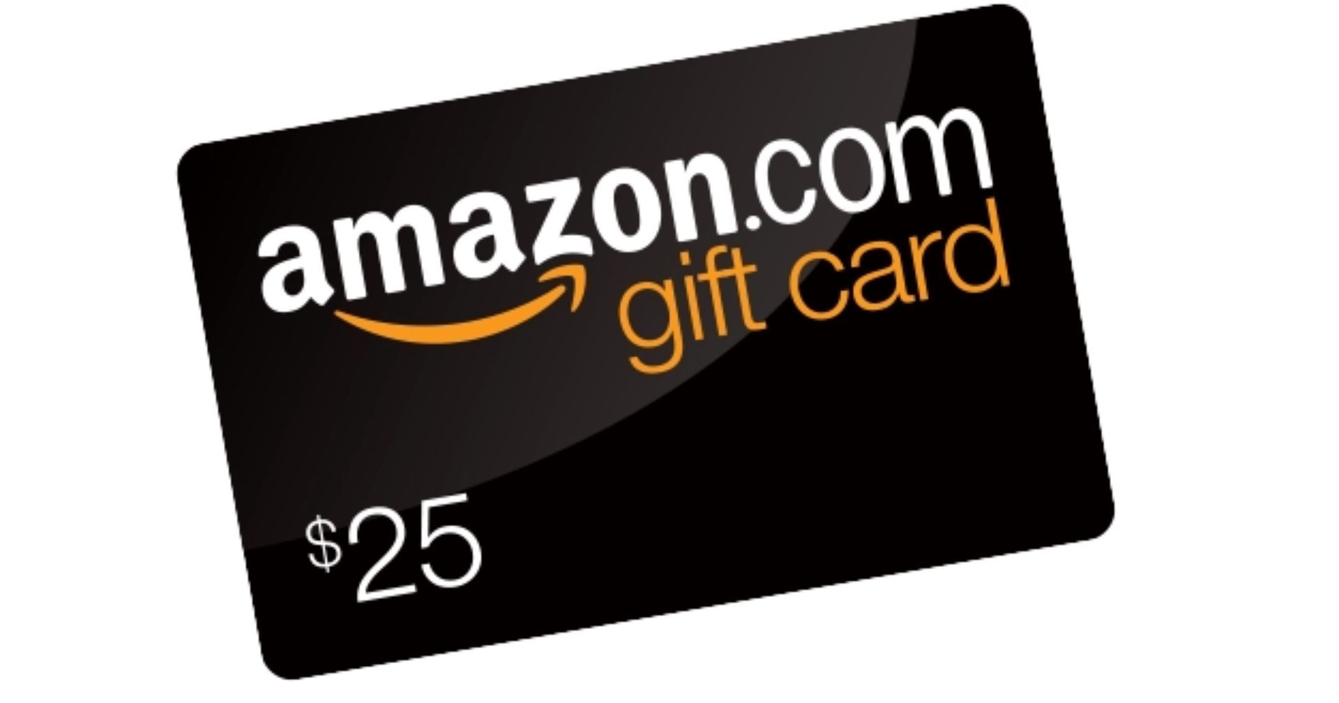 com, you will be entered to win a $25 Amazon gift card!