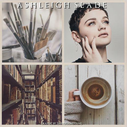 Ashleigh Slade