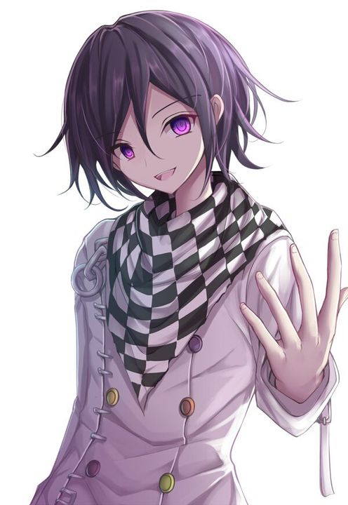 Ouma Kokichi Oneshots - {The Lips of a Liar} Ouma x Angst