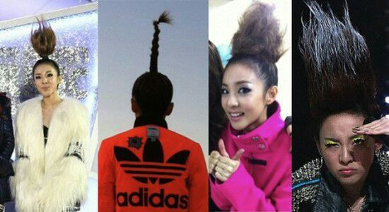 Resultado de imagen para Idols and their hairstyles ugly kpop hairdos