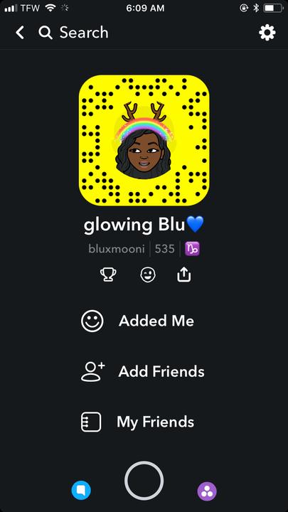 And if ya feelin gud my Snapchat too (it's lit)