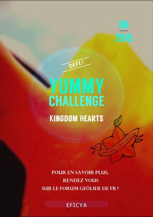 Le Yummy Challenge