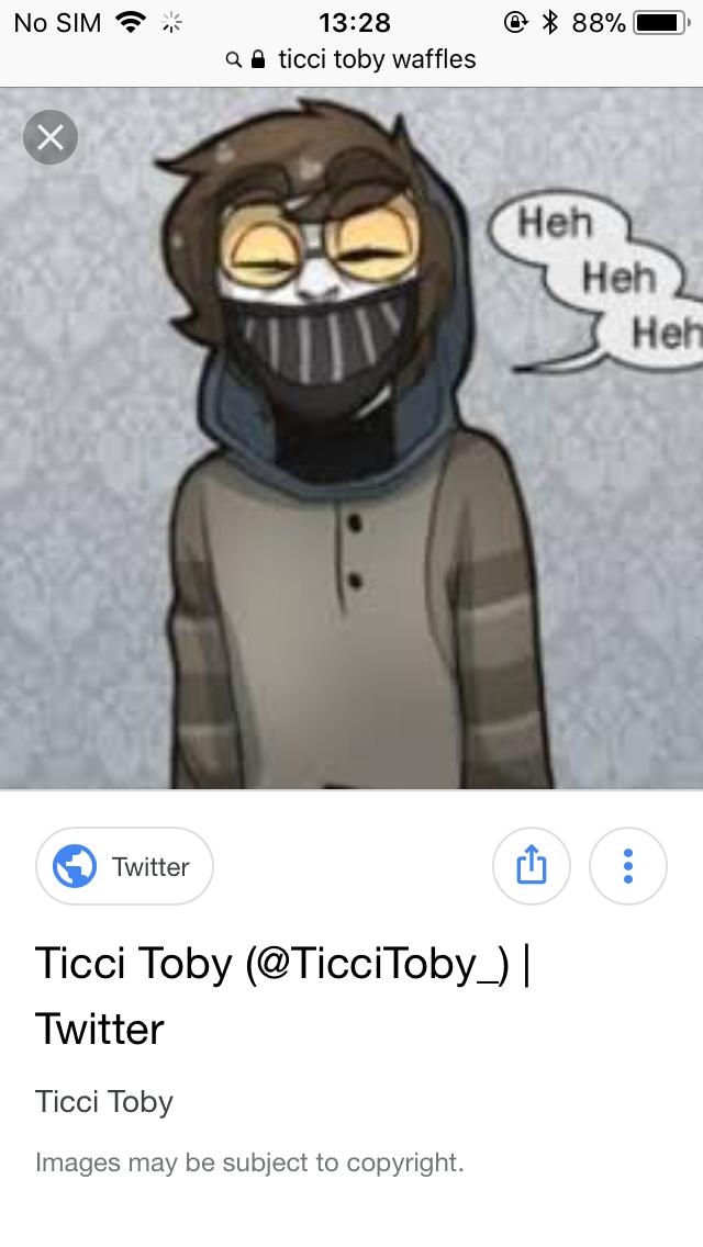 Ticci Toby X Reader One Shot Wattpad