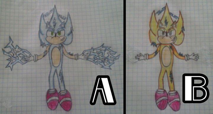 Sonic En La Re Unión De Las Transformaciones El Final