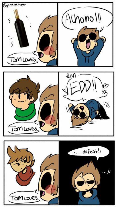 Eddsworld Memes ((COMPLETED)) - Jeho- I mean, Tom loves    - Wattpad