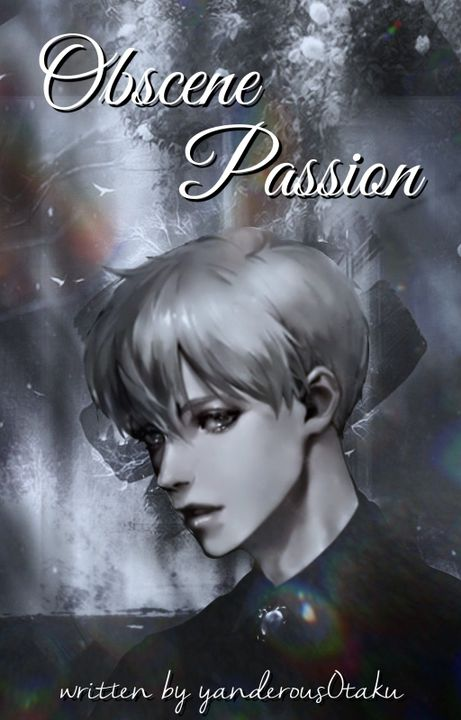 ❀ Anime Cover Shop ❀ - Obscene Passion | Sadistic Psycho - Wattpad