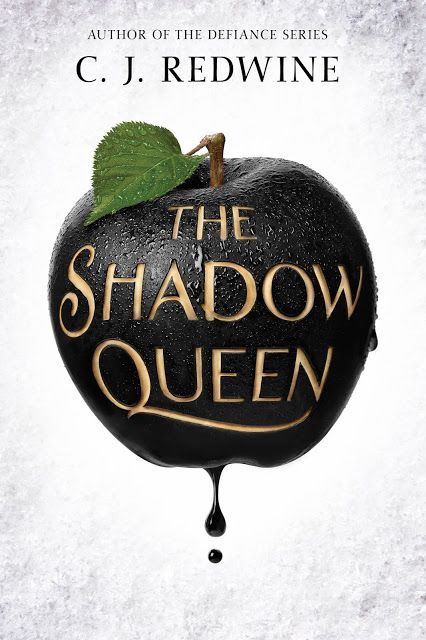Also, make sure to grab CJ Redwine's The Shadow Queenfor another take on the evil queen's story