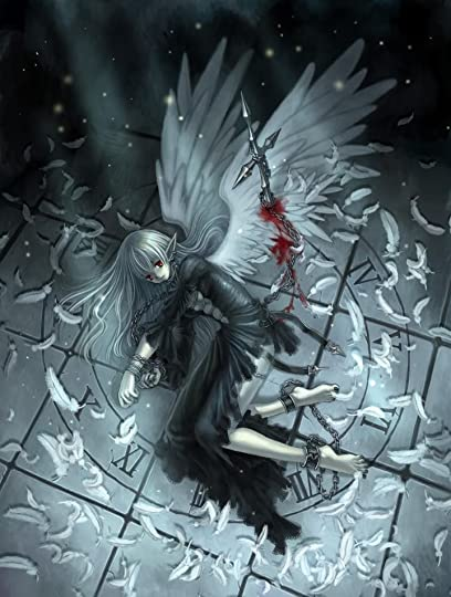 Book Of Spells Curly Editing Angel Demon Hybrid One Hundred And Forty Six Wattpad