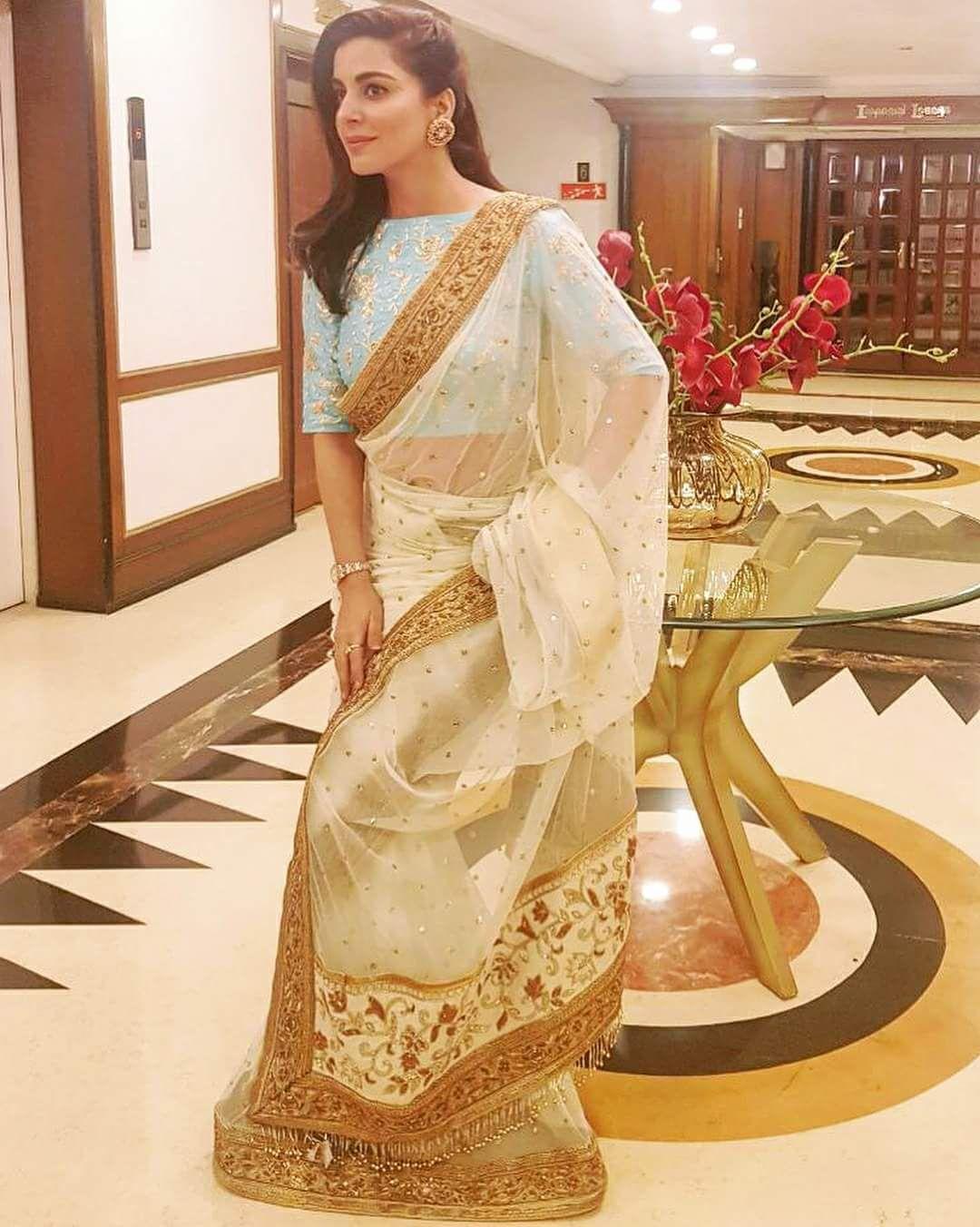 Shrishti's Outfit: