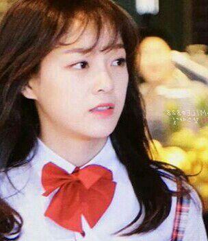 Sementara Sejung justru semakin heran, pasalnya ia tak pernah mengingat murid-murid namja tingkat pertama, kecuali Jungkook tentunya