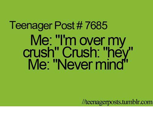 teenager posts - crush - Wattpad