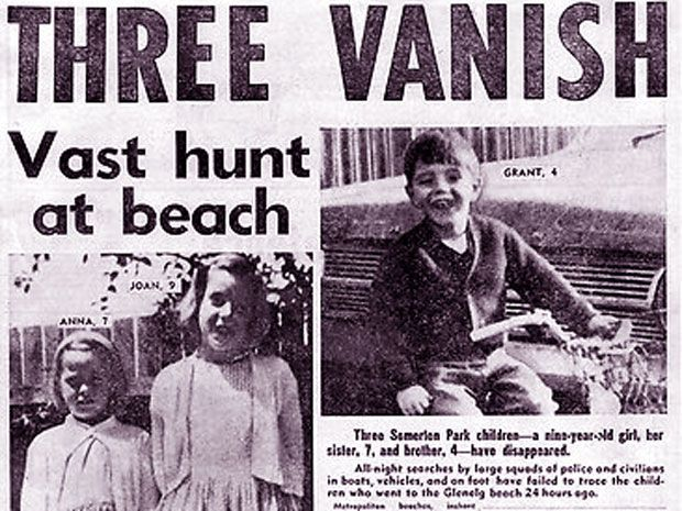 the disappearance of the Beaumont children stunned Australia, and triggered one of the largest missing persons investigations in the nation's history