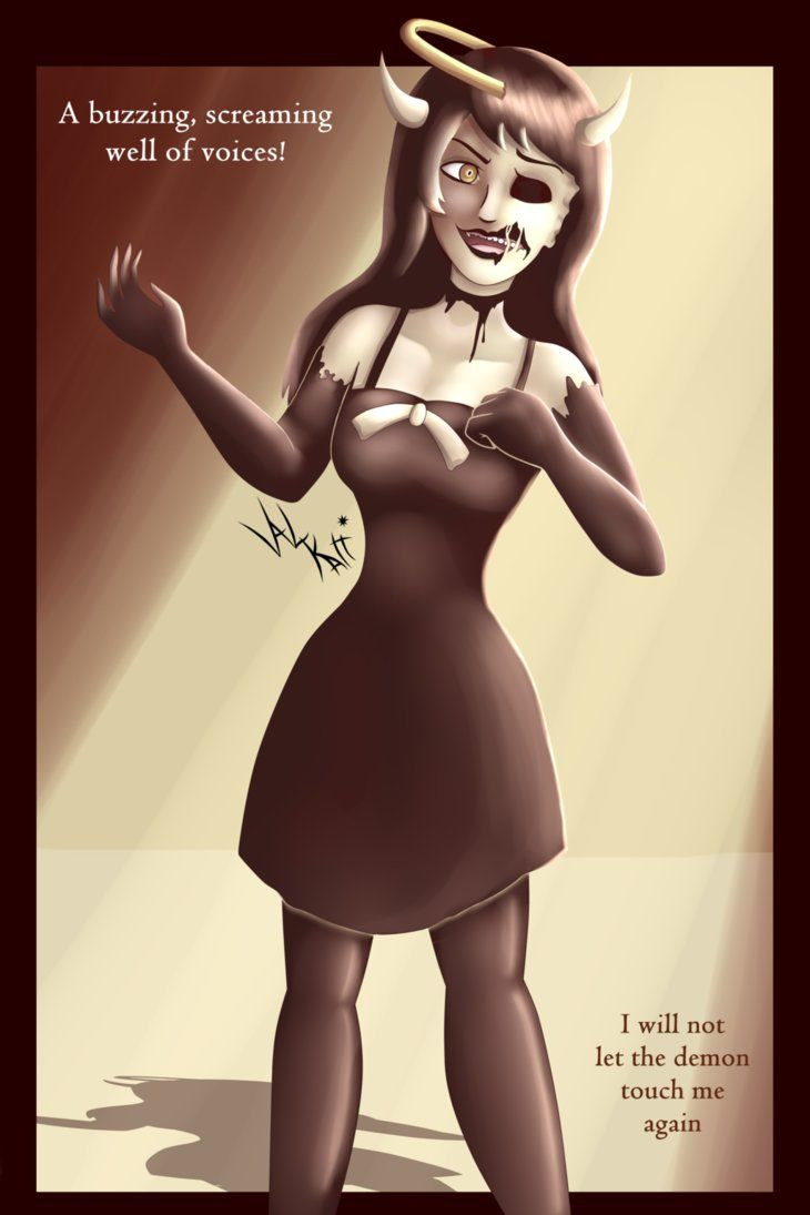 Animated Alice Angle Porn bendy character one shots~ - male reader x alice angel