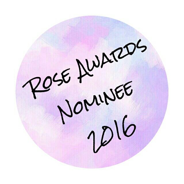 All the nominees get a sticker to put on their book