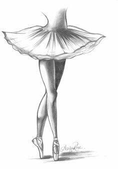 Meus Desenhos Tumblr Desenhos Tumblr Bailarina Wattpad