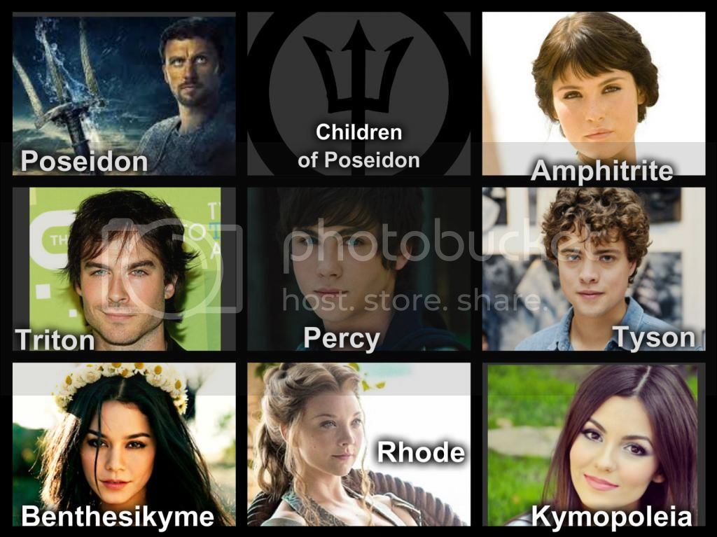 Family Poseidon- Back in her arms (Percy Jackson Fanfiction