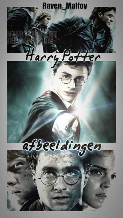 Betere Cover Shop - Harry Potter afbeeldingen - Wattpad IR-33