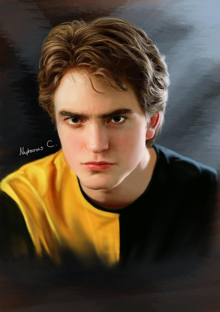 Harry Potter Book Of One-shots - Cedric Diggory x Reader