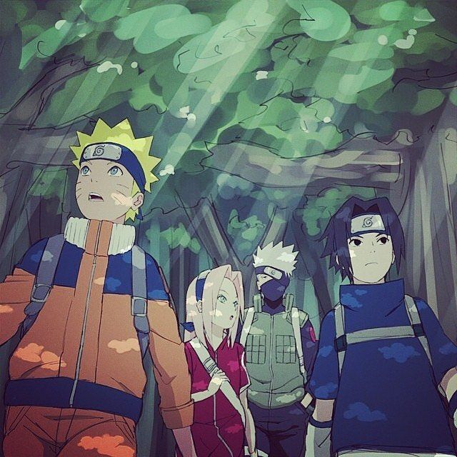 Naruto S Sick Day Wait What Happened To Dinner Wattpad