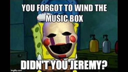 *Music box stops playing Jeremy forgets about it then sees Marinette and she says to him*