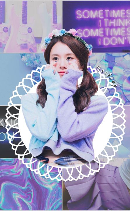 Kpop Cpop Aesthetic Wallpaper Mood Boards Chaeyoung Wallpaper
