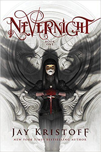 I was late to the party with Jay Kristoff's Nevernightseries, but don't make my mistake--read this one ASAP, if you've not already! It's basically Hogwarts for ruthless assassins, with knives instead of wands, and buckets of blood instead of magic