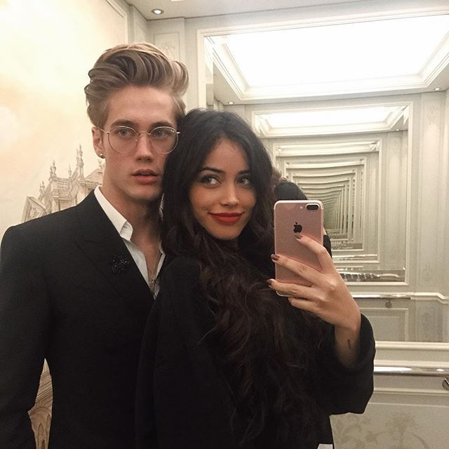 (A/N: I know this isn'tAlessandra normal character but just imagine that it is because since Cindy is dating Neels, Alessandra will be played by her whenever she is with him)