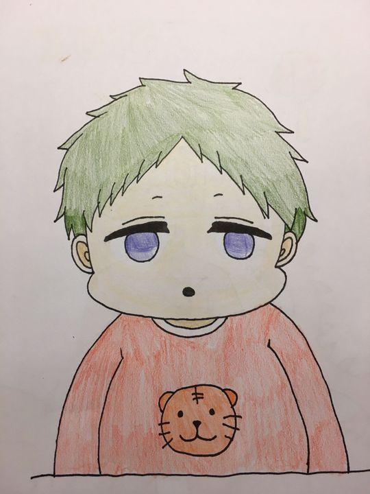 Art Book Kotaro Anime Wattpad