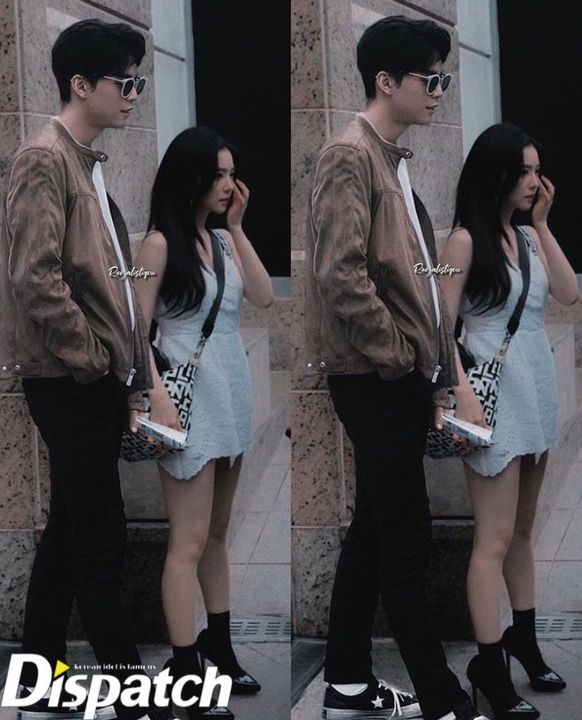 I'm not so sure that I would call it a date, but we know how dispatch is when it comes to dating